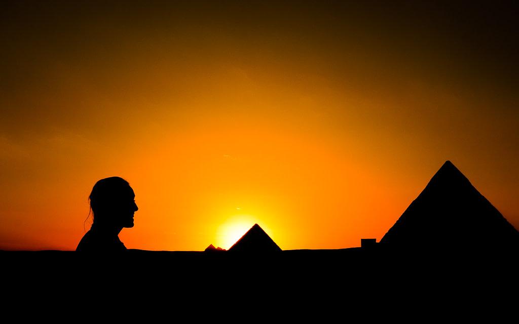 Egypt, Giza Necropolis