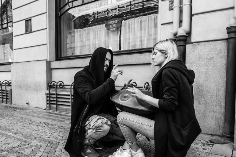 Read more about the article New Gallery: Street Musicians