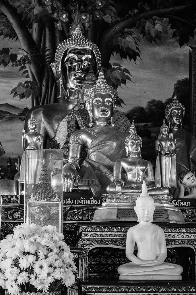 Chiang Mai, Thailand: Buddhist Temple